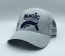 *2020 LIGHT GREY MARLE AND NAVY CAP