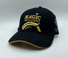 *2020 BLACK AND TAN CAP