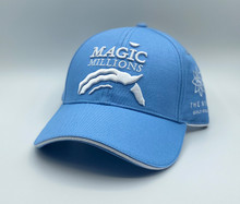 *2020 PALE BLUE AND WHITE CAP