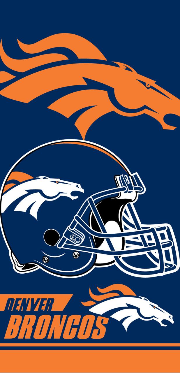 7e52927e Denver Broncos Towel