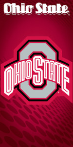 Ohio State Buckeyes Towel
