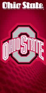 Ohio State Buckeyes Towel