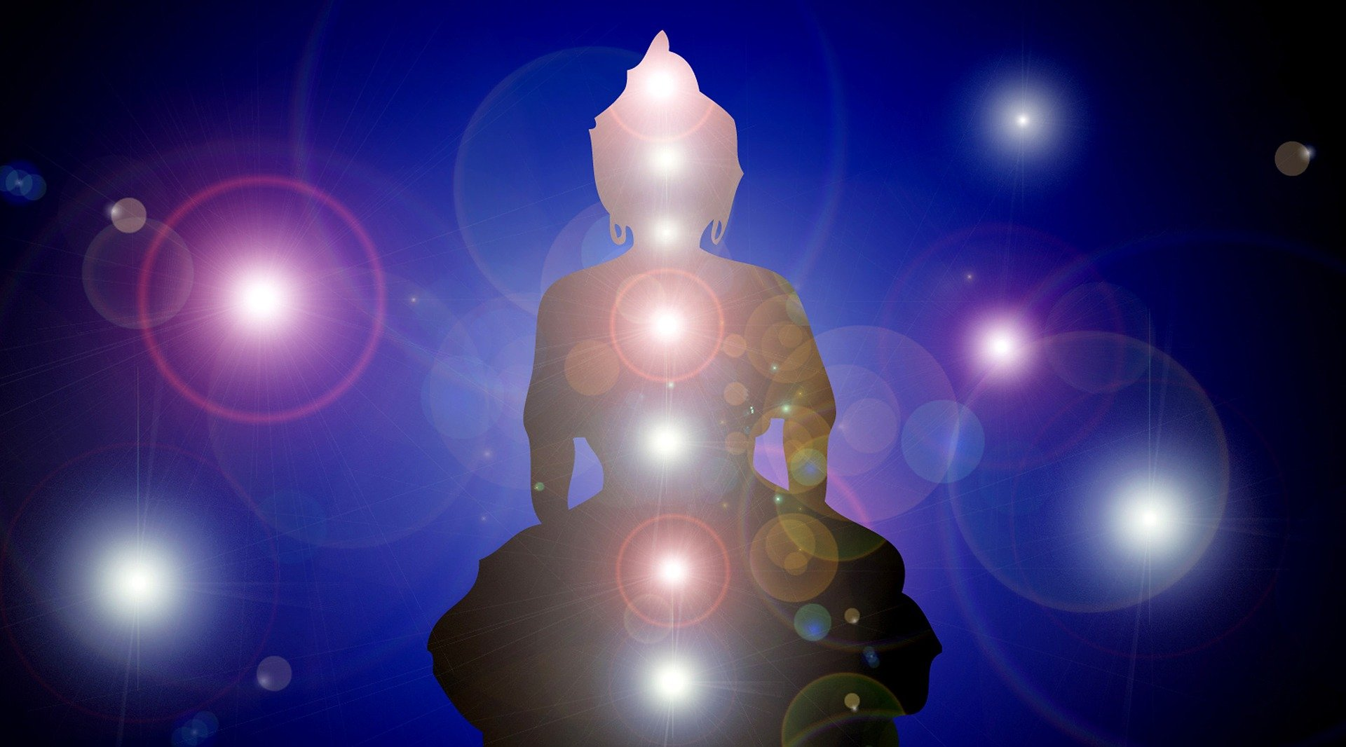 Healing chakras with meditations and music.
