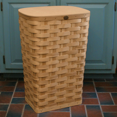 Peterboro Tall Waste / Laundry Basket