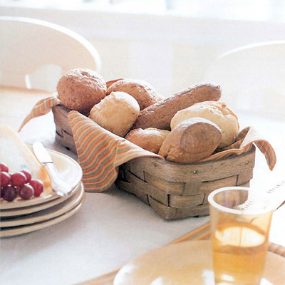Peterboro Multi-Grain Bread Basket