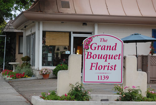 grand bouquet flower shop