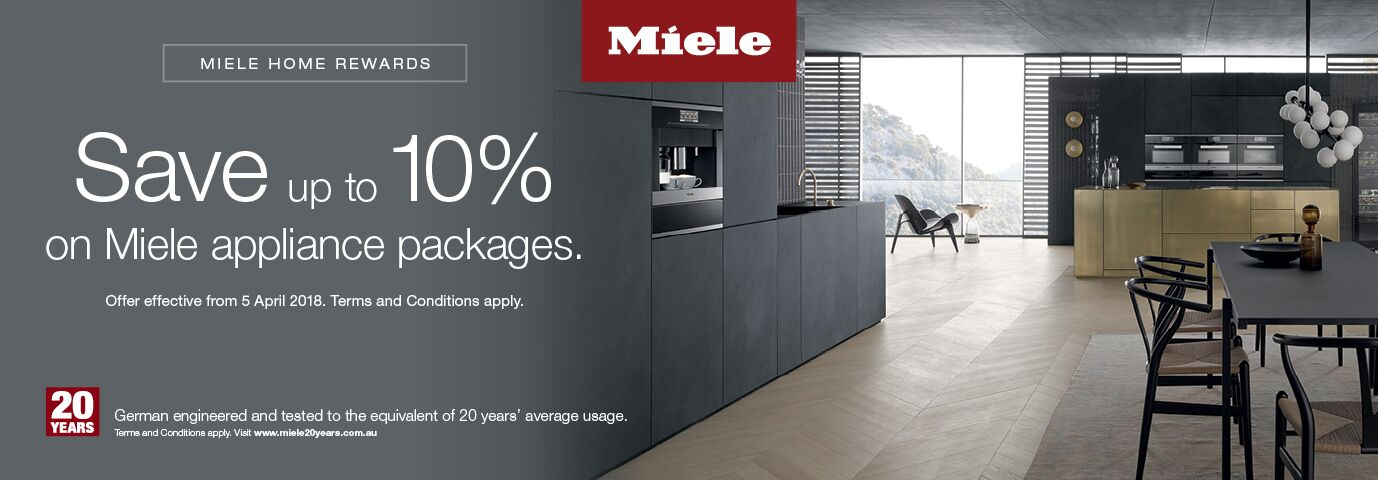 Miele Home Rewards