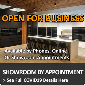 Open For Business! View More Info >