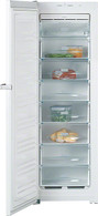 MIELE 304L WHITE FREEZER - NO FROST - FN12827 S