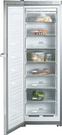 MIELE 304L CLEAN STEEL FREEZER - NO FROST - FN12827 S CS