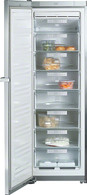 MIELE 304L CLEAN STEEL FREEZER - NO FROST - FN14827 S CS