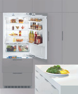 LIEBHERR 462L INTEGRATED FRIDGE/FREEZER WITH BIOFRESH - 76CM WIDE - ECBN5066
