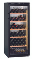 LIEBHERR 168 BOTTLE SINGLE ZONE BARRIQUE WINE CELLAR - WKb 4112