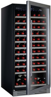 VINTEC 121 BOTTLE SINGLE ZONE WINE CELLAR - V110SGES3