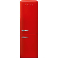 SMEG 330L RETRO BOTTOM MOUNT FRIDGE/FREEZER - FAB32