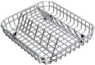 ABEY STAINLESS STEEL RINSING BASKET FOR MOST SINKS - DBR10S