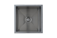 INTERCHANGE UPTOWN SQUARE 400mm SINK - 250mmD - UTS/UTR400