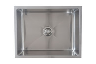 INTERCHANGE UPTOWN SQUARE 600mm SINK - 300mmD - UTS/UTR600