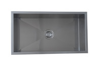 INTERCHANGE UPTOWN SQUARE 760mm SINK - 250mmD - UTS/UTR760