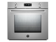 BERTAZZONI 76CM STAINLESS STEEL PYROLYTIC MULTI-FUNCTION OVEN - F30PROXT