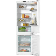 MIELE 283L INTEGRATED FRIDGE/FREEZER - KFNS37432iD
