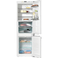 MIELE 279L INTEGRATED FRIDGE/FREEZER - KFNS37682iD