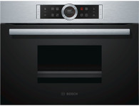 BOSCH 45CM PURE STEAM OVEN - CDG634BS1