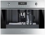 SMEG 45CM BUILT IN COFFEE MACHINE - CMS6451X