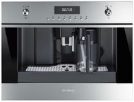 SMEG 45CM BUILT IN COFFEE MACHINE - CMS6451X