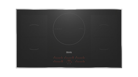 ... MIELE 94CM 5 ZONE INDUCTION COOKTOP   KM6388. Image 1