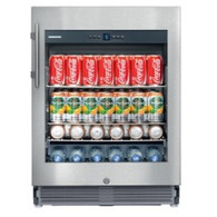 LIEBHERR 131L BEVERAGE CENTRE GLASS DOOR - UKES1752