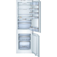 BOSCH 287L INTEGRATED BOTTOM MOUNT FRIDGE/FREEZER - KIN34P60AU