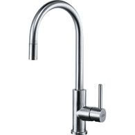 FRANKE EOS STAINLESS STEEL PULLOUT TAP - TA9501