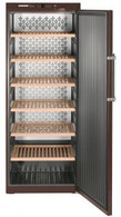 LIEBHERR 312 BOTTLE FREESTANDING SINGLE ZONE WINE CELLAR - WKT6451