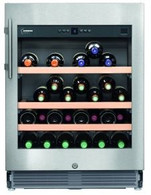 LIEBHERR 46 BOTTLE BUILT-IN SINGLE ZONE WINE CELLAR - UWKES1752