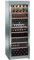 LIEBHERR 211 BOTTLE FREESTANDING DUAL ZONE WINE CELLAR - WTES5972
