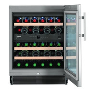LIEBHERR 34 BOTTLE BUILT-IN DUAL ZONE WINE CELLAR - UWTES1672