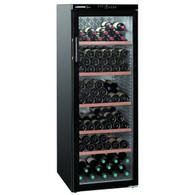 LIEBHERR 168 BOTTLE FREESTANDING MULTI ZONE WINE CELLAR - WTB4212