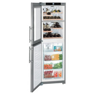 LIEBHERR 295L FREESTANDING FREEZER AND WINE CELLAR - SWTNES3010