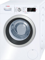 BOSCH 8KG WASHING MACHINE - GERMAN - 1400RPM - SERIES 8 - WAW28460AU