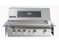 SMART  BUILT IN BBQ - 4 BURNER - 401WB-W