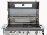 SMART  BUILT IN BBQ - 6 BURNER - 601WB-W