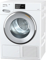 MIELE 9KG HEAT PUMP TUMBLE DRYER - TMV840 WP
