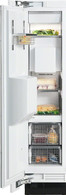 MIELE 250L MASTERCOOL INTEGRATED FREEZER WITH ICE & WATER DISPENSER - F1471Vi