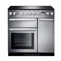 FALCON 90CM NEXUS FREESTANDING OVEN WITH INDUCTION COOKTOP - SPLIT OVENS - NEX90EI + Colour