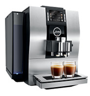 JURA Z6 ALUMINIUM COFFEE MACHINE - PULSE EXTRACTION PROCESS - Z6