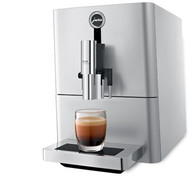JURA ENA MICRO90 SILVER  COFFEE MACHINE - PULSE EXTRACTION PROCESS - ENA MICRO90
