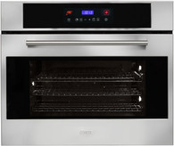 ILVE 75CM PYROLYTIC OVEN - COOL TOUCH DOOR - 750SPYTCI - EX DISPLAY*
