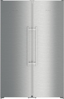 LIEBHERR 652L FREESTANDING SIDE BY SIDE FRIDGE/FREEZER - SBSef7242 - COMFORT NO FROST