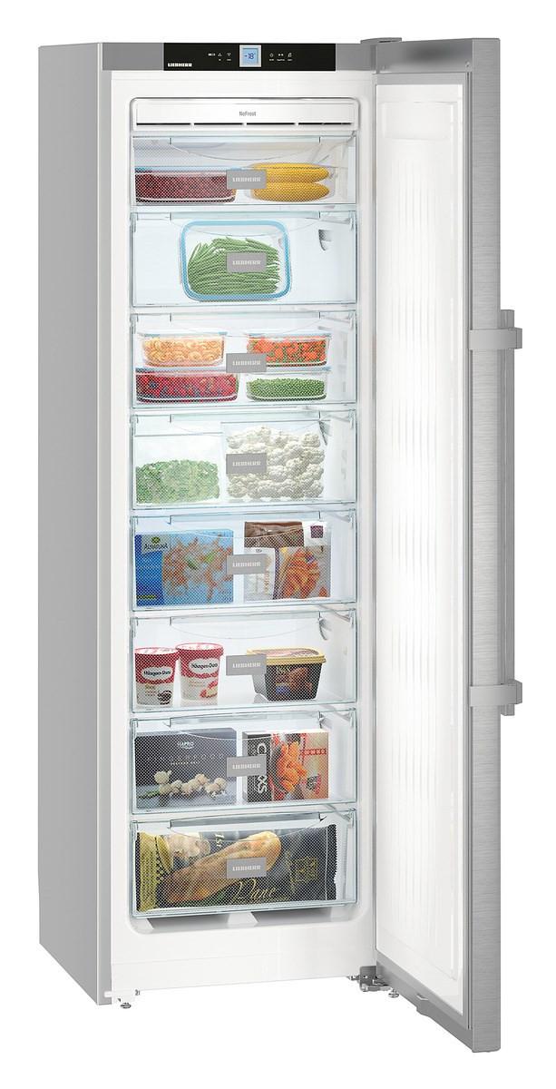 liebherr 261l freestanding freezer comfort no frost. Black Bedroom Furniture Sets. Home Design Ideas